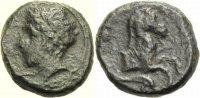 Bronze. 4. Jh. GRIECHISCHE MÜNZEN SIZILIEN, PANORMOS. Sehr schön  50.19 £ 60,00 EUR  +  6.69 £ shipping