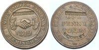 Cu Trade Token 1812 GROSSBRITANNIEN. TRADE TOKEN: YORKSHIRE, KEIGHLEY. ... 67.93 £ 80,00 EUR  +  6.79 £ shipping
