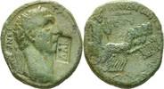 Syrien/Leukas am Chrysoroas(Koile-Syrien) AE22 Traian 102/103 n.Chr.