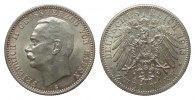 2 Mark Baden 1913 G Kaiserreich  besser als vorzüglich  347.61 £ 445,00 EUR