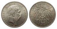 5 Mark Sachsen  Kursmünze 1902 E Kaiserreich  Bildseite Kratzer, sonst ... 621.90 £ 795,00 EUR free shipping