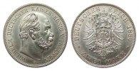 2 Mark Preussen 1880 A Kaiserreich  vorzüglich / Stempelglanz  662.49 £ 795,00 EUR free shipping
