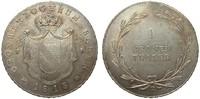 Baden Kronentaler 1818 D deutsche Münzen vor 1871  fast Stempelglanz  738.18 £ 945,00 EUR