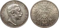 2 Mark Preussen 1901 A Kaiserreich  fast Stempelglanz / Stempelglanz  542.89 £ 695,00 EUR