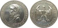 5 Mark Universität Tübingen 1927 F Weimarer Republik  gereinigt, kl. Kr... 248.31 £ 295,00 EUR free shipping