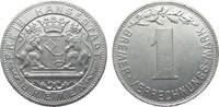 1 Verrechnungsmark ohne Jahr Kolonien und Nebengebiete  Wertseite kl. K... 199.19 £ 255,00 EUR