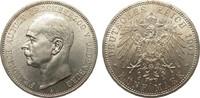 5 Mark Oldenburg 1901 A Kaiserreich  Bildseite wz. Kratzer, fast Stempe... 3089.92 £ 3950,00 EUR free shipping