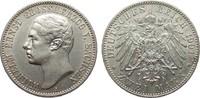 2 Mark Sachsen-Weimar-Eisenach 1901 A Kaiserreich  fast vorzüglich  339.80 £ 435,00 EUR