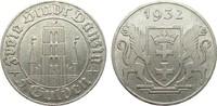 5 Gulden Danzig 1932 Kolonien und Nebengebiete  fast vorzüglich  /  vor... 1220.50 £ 1450,00 EUR free shipping