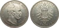 5 Mark Preussen 1874 A Kaiserreich  Bildseite leicht berieben, vz  /  vz+  292.93 £ 375,00 EUR