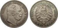 2 Mark Preussen 1883 A Kaiserreich  vorzüglich / Stempelglanz  621.90 £ 795,00 EUR free shipping