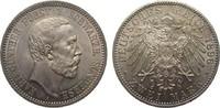 2 Mark Schwarzburg-Sondershausen 1896 A Kaiserreich  wz. Rf., fast Stem... 745.82 £ 895,00 EUR free shipping