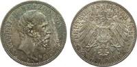 2 Mark Anhalt 1896 A Kaiserreich  wz. Rf., vorzüglich / Stempelglanz  624.99 £ 750,00 EUR free shipping