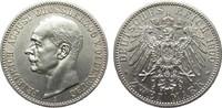 2 Mark Oldenburg 1900 A Kaiserreich  wz. Kr., vorzüglich / Stempelglanz  543.67 £ 695,00 EUR free shipping
