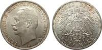5 Mark Baden 1908 G Kaiserreich  min. Rf., Bildseite kl.Kr., fast Stemp... 315.65 £ 375,00 EUR free shipping