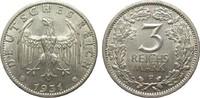 3 Mark Kursmünze 1931 F Weimarer Republik  fast vorzüglich  279.16 £ 335,00 EUR free shipping