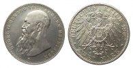 2 Mark Sachsen-Meiningen 1902 D Kaiserreich  Bildseite vz/St, Adlerseit... 585.00 £ 695,00 EUR free shipping