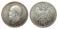 2 Mark Schaumburg-Lippe 1904 A Kaiserreich  kl. Kr. im Feld, fast Stemp... 777.24 £ 995,00 EUR