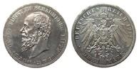 3 Mark Schaumburg-Lippe 1911 A Kaiserreich  min. berieben, polierte Pla... 245.83 £ 295,00 EUR free shipping
