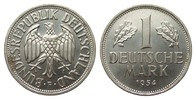 1 DM 1954 F Bundesrepublik Deutschland  wz. Fleck, wz. Kratzer, fast St... 508.47 £ 650,00 EUR free shipping