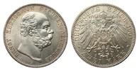 2 Mark Sachsen-Altenburg 1901 A Kaiserreich  fast Stempelglanz / Stempe... 745.82 £ 895,00 EUR free shipping