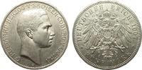 5 Mark Sachsen-Coburg und Gotha 1907 A Kaiserreich  vorzüglich  1254.17 £ 1490,00 EUR free shipping