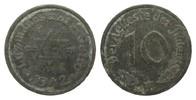 10 Pfennig Litzmannstadt 1942 Kolonien und Nebengebiete  etw. korrodier... 230.77 £ 295,00 EUR free shipping
