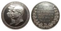 Oldenburg Silbermedaille zum Ehejubiläum  Medaillen  vorzüglich / Stemp... 245.83 £ 295,00 EUR free shipping