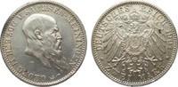 2 Mark Sachsen-Meiningen 1901 D Kaiserreich  wz. Kr. u. Rf., gutes vorz... 374.57 £ 445,00 EUR free shipping