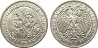 3 Mark Dürer 1928 D Weimarer Republik  kl. Kratzer, vorzüglich / Stempe... 300.74 £ 385,00 EUR