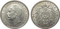 2 Mark Baden 1913 G Kaiserreich  vorzüglich  254.23 £ 325,00 EUR free shipping