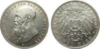 2 Mark Sachsen-Meiningen 1902 D Kaiserreich  wz. Kratzer, vorzüglich / ... 1510.89 £ 1795,00 EUR free shipping