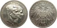 3 Mark Braunschweig OHNE Lüneburg 1915 A Kaiserreich  min. berührt, pol... 2398.91 £ 2850,00 EUR free shipping