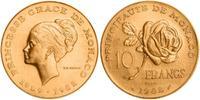 10 Francs,  19,45g  fein  26,00 mm Ø 1982 ...