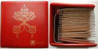 1963-1978  Vatikan Kursmünzensammlung Pap...
