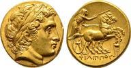 Makedonisches Weltreich  Goldstater 323/317 v. Chr