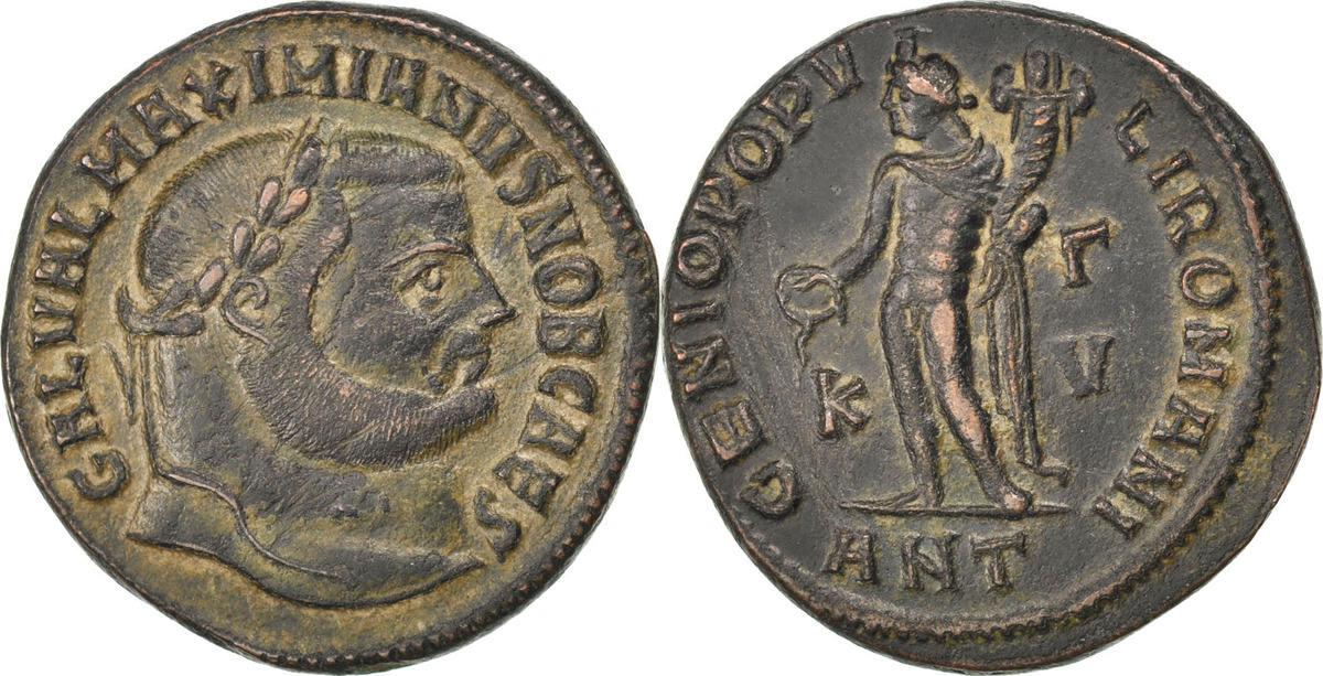 Follis antioch coin maximianus antioch copper cohen 78 for Au bon coin 78