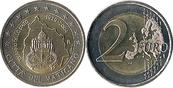 2 euro 2004 VATICAN Jean Paul II FDC