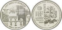 Frankreich, 6,55957 Francs / 1 Euro Griechische und römische Kunst,