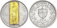 20 Diners 1993 Andorra St. George stgl. mit Goldapplikation in Münzkaps... 77.58 £ 90,00 EUR  +  8.53 £ shipping