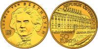 50 Euro 2005 Österreich Serie Große Komponisten - Ludwig van Beethoven ... 422.39 £ 490,00 EUR  +  8.53 £ shipping
