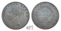 Rupie (Rupee) 1840 Madras Indien - Britisch Viktoria (1837 - 1901) f.vz... 163.78 £ 190,00 EUR  +  8.53 £ shipping