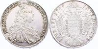 Taler 1749 HA Hall RDR Franz I. (1745 - 1765) f.vz/vz+  603.41 £ 700,00 EUR  +  8.53 £ shipping