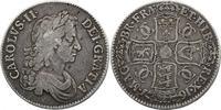 Crown 1671 Großbritannien Charles II. (1660 - 1685) f.ss/ss  295.47 £ 330,00 EUR  +  8.86 £ shipping