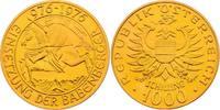 """1000 Schilling 1976 Österreich """"Babenberger"""" unc.  492.44 £ 550,00 EUR  +  8.86 £ shipping"""