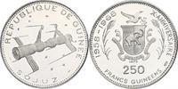 250 Francs 1970 Guinea 'Soyuz' (Sojus, Raumschiff, Raumfahrt) pp. in Mü... 53.72 £ 60,00 EUR  +  8.86 £ shipping