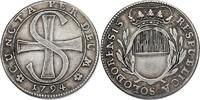 10 Batzen 1794 Schweiz - Solothurn  ss-vz  268.61 £ 300,00 EUR  +  8.86 £ shipping