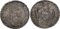 1/2 Taler Siebenbürgen 1726 RDR Karl VI. (1711 - 1740) ss-vz, R  534.45 £ 620,00 EUR  +  8.53 £ shipping