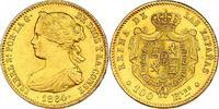 100 Reales 1864 Spanien Isabel II. (1833 - 1868) vz+  413.77 £ 480,00 EUR  +  8.53 £ shipping