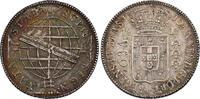 960 Reis 1815 B Brasilien Joao Prinzregent (1799 - 1818) vz  161.16 £ 180,00 EUR  +  8.86 £ shipping